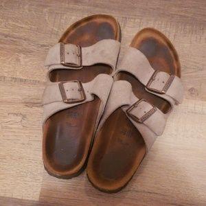 Broomstick softbed Arizona sandals